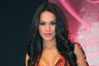 Bárbara Falcón es la única texana que ha sobrevivido las despiadadas eli...