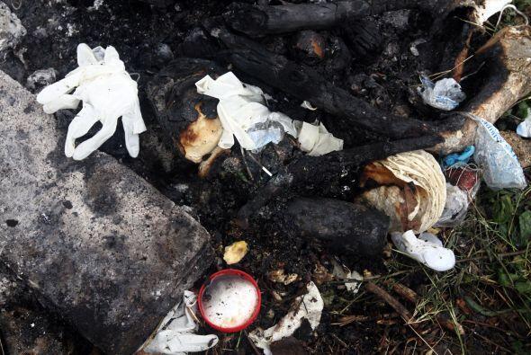 """Según Osorno, la zona """"es realmente un estado colapsado, donde se vive u..."""