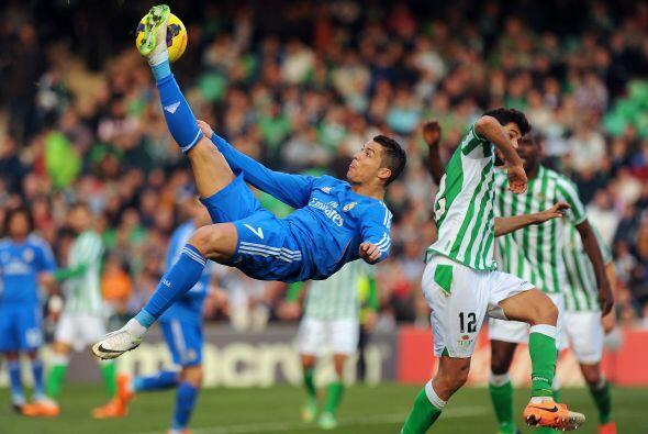 Cristiano Ronaldo tuvo un 2014 de ensueño con el Real Madrid, imponiendo...
