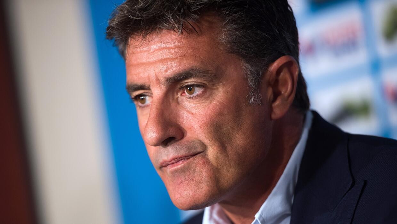 Michel perdió en su primer partido al frente del Marsella.