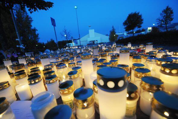 El 23 de septiembre de 2008 un estudiante mató a 10 personas en u...