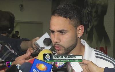 """Sergio Nápoles: """"Un debut soñado"""""""