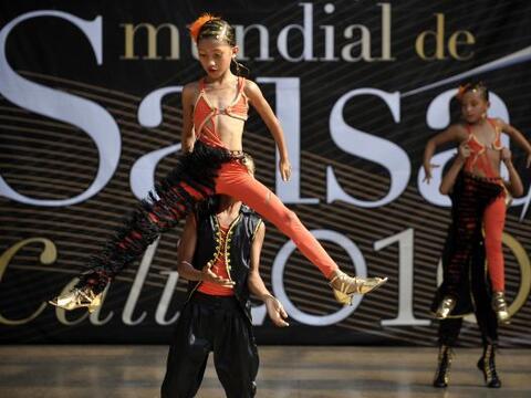 La ciudad de Cali, en Colombia está viviendo el Quinto Festival M...