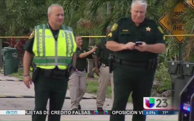 Investigan tiroteo en Fort Lauderdale que dejó a un hombre muerto y a ot...