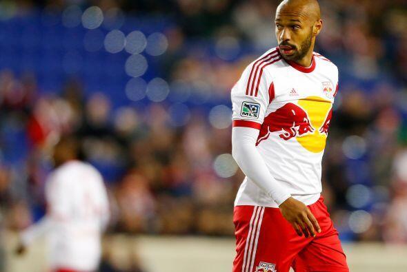 Figuras como Thierry Henry han hecho que el conjunto estadounidense sea...
