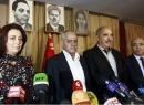 Cuarteto para el Diálogo Nacional en Túnez.