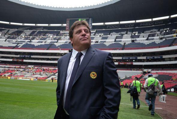 América ha jugado 40 partidos en el Estadio Azteca desde que el &...
