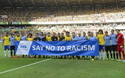Campaña contra racismo FIFA