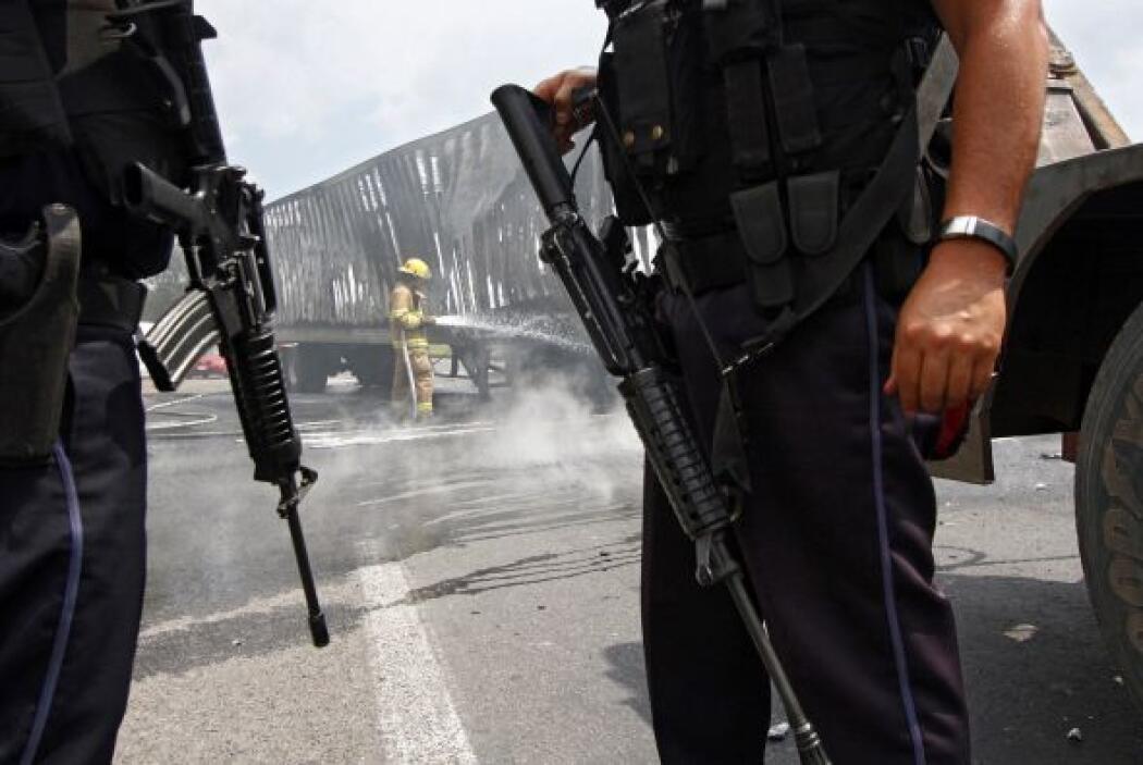 """La organización criminal de Los Zetas se ha convertido en """"una empresa m..."""