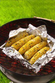 Elotes asados con mantequilla: esta receta es tan sencilla y fácil de pr...