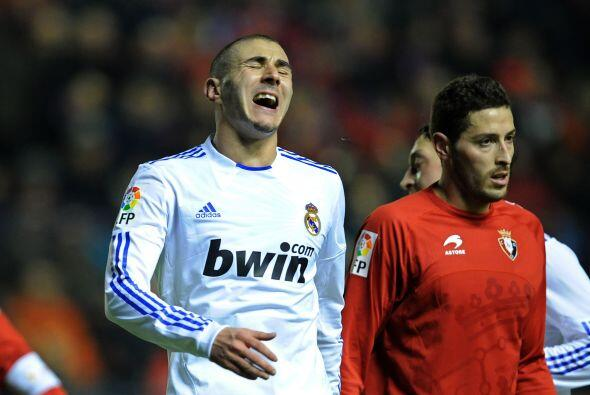 Karim Benzema era parte de las víctimas de la desesperació...