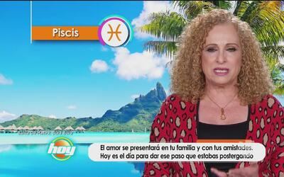 Mizada Piscis 28 de noviembre de 2016