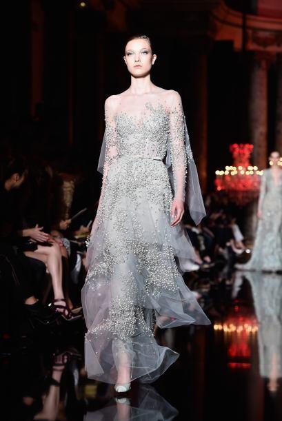 Los vestidos vaporosos son un clásico de las novias románticas y femenin...