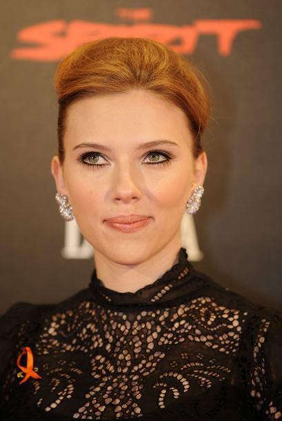 Lo que quizá no sabe Scarlett Johansson es que Sean Penn tiene un...