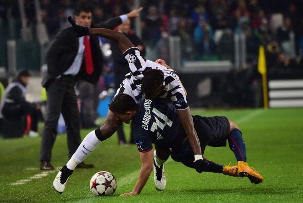 Por su parte Juventus se llevó un pequeño susto ante Olymp...