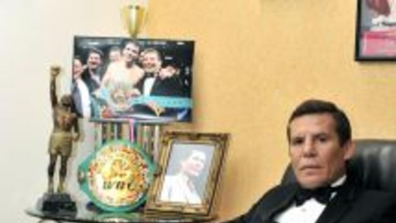 Chávez listo para regresar al ring (Foto: Zanfer).