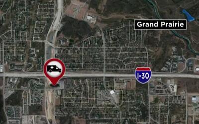 'Dallas en un Minuto': accidente de tráfico en Grand Prairie dejó un mue...