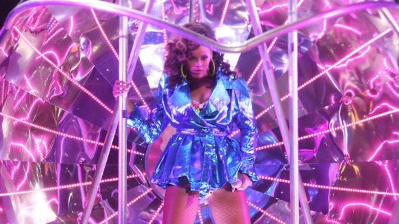 Rihanna habló abiertamente de Chris Brown por primera vez, luego del inc...