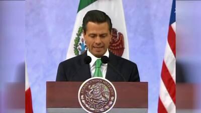Obama y Peña Nieto piden paz en Venezuela y Ucrania
