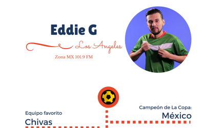 Copa Centenario: Eddie G