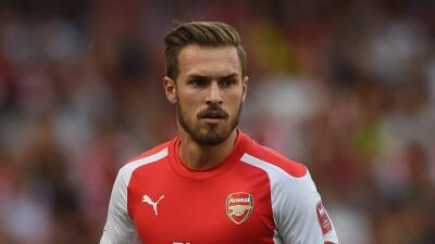 El volante galés asegura que está concentrado solamente en Arsenal.