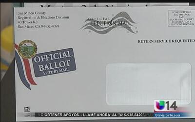 Boletas electorales llegarán por correo