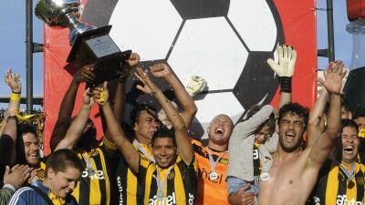 Peñarol campeón de Uruguay