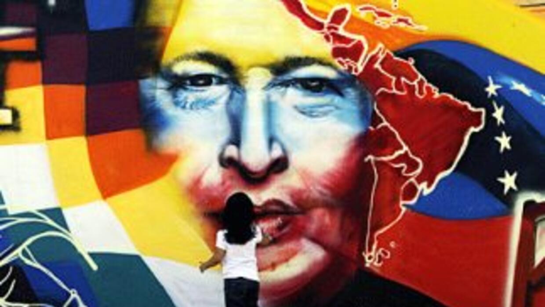 Los restos del ex presidente de Venezuela, Hugo Chávez, se han convertid...