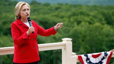 Hillary Clinton recibe apoyo de 1.6 millones de maestros