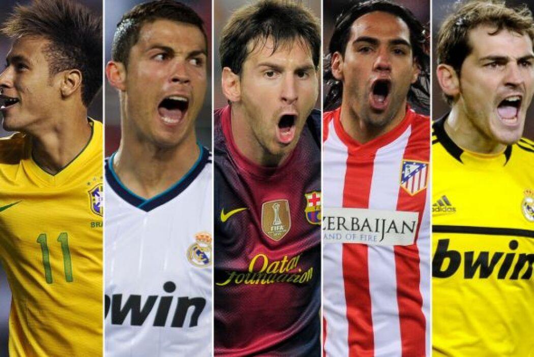 Es tiempo de despedir al 2012, un año que futbolísticamente nos dejó muc...