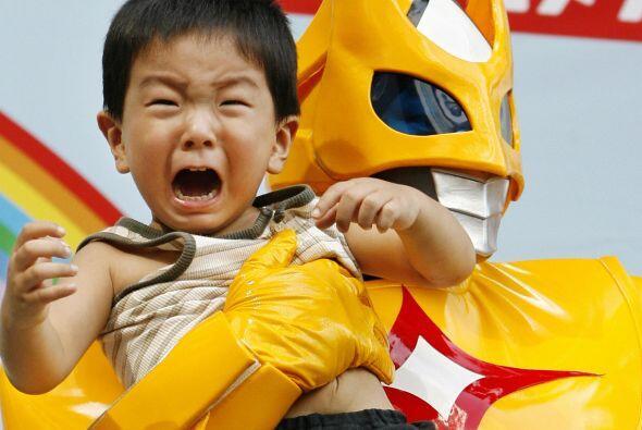 Si notas un comportamiento extraño en tu pequeño, un miedo o una fobia,...