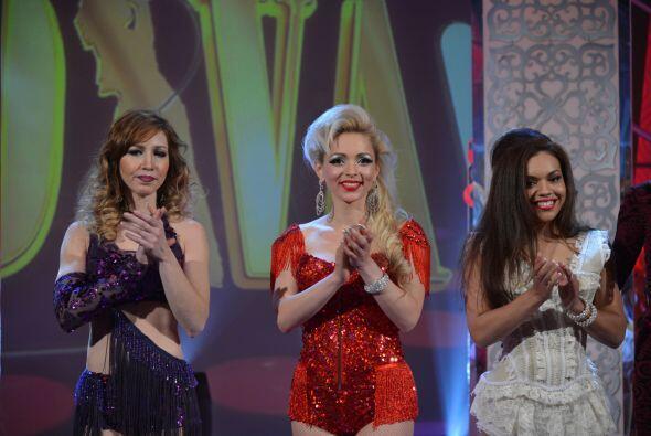 Sin duda, las tres son unas ganadoras por haber llegado tan lejos y prob...