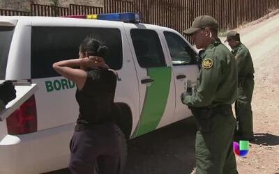 Gobierno federal aprobó el uso de fuerza por parte de la patrulla fronte...