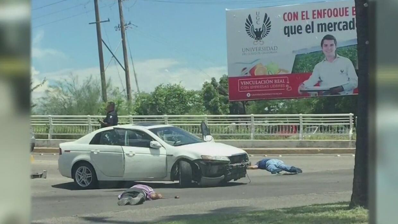 A once días del secuestro de los hijos de 'El Chapo', el cartel de Sinal...