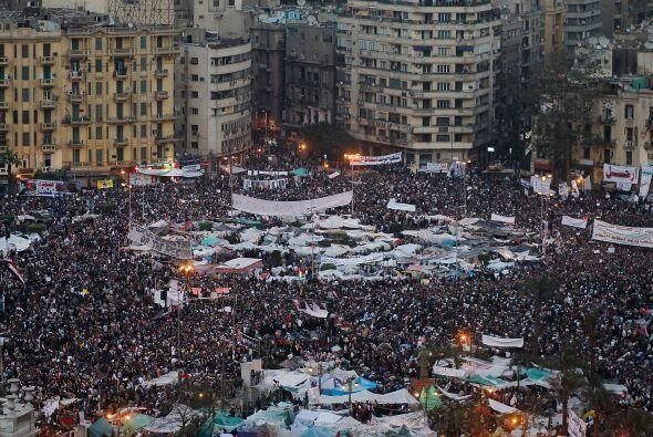 """La ahora llamada """"Revolución Blanca"""" ha marcado el destino del país, que..."""