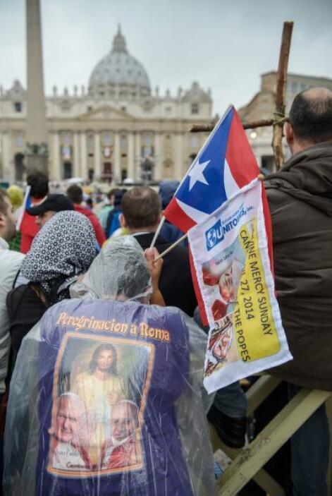 En el momento de la canonización, el papa Francisco dijo que tras delibe...