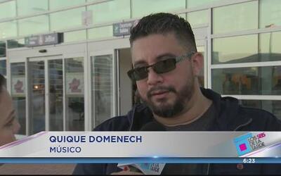 Quique Domenech se marcha de Puerto Rico