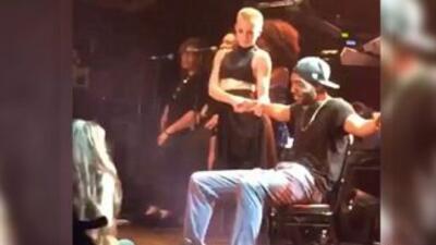 Ciara Concert Slider