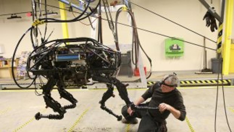 La compañía tecnológica Google afianza su apuesta por la robótica con la...