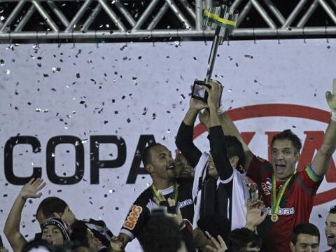 Vasco da Gama se coronó campeón de la Copa Brasil y clasif...