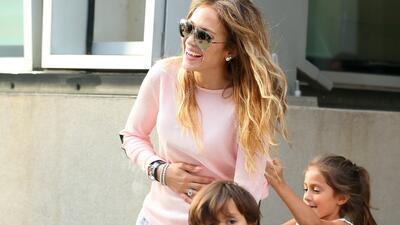 Jennifer Lopez habla sobre tener más hijos