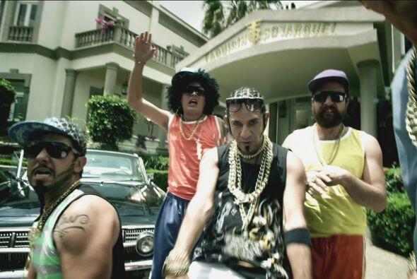¿Te imaginas a los Héroes del Norte como reggaetoneros?