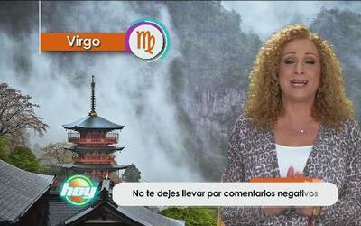 Mizada Virgo 23 de mayo de 2016