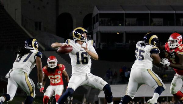 Pretemporada Semana 2: Chiefs vs. Rams