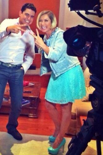 Lety Calderón fue la tercer famosa en compartir sus vivencias como madre...