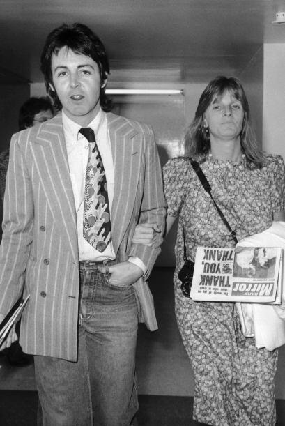 Linda Eastman nació el 24 de septiembre de 1941 en Nueva York, E...