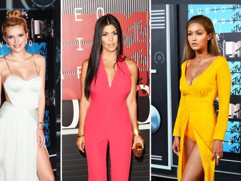 Las más sexys VMA's
