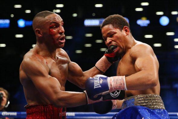 Shawn Porter derrotó por decisión unánime  a Devon Alexander y le arreba...