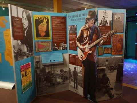 Al visitar la exhibición podrás descubrir y aprender más sobre la histor...