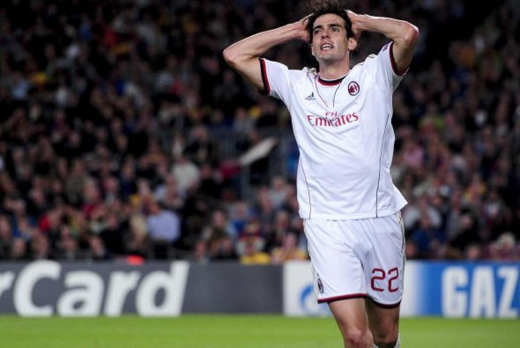Para el segundo tiempo, los 'rossoneri' intentaban igualar por medio del...